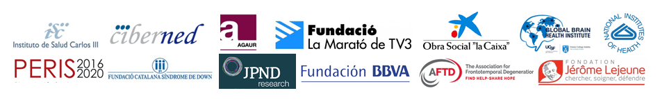 Funding - Sant Pau Memory Unit - Alzheimer Research - Barcelona